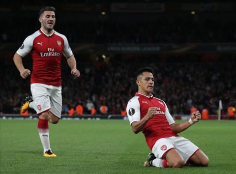Hau ve Sead Kolasinac dem tin mung den cho Arsenal hinh anh 2
