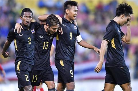 Nhat Ban choi chieu, U23 Thai Lan vo mong o giai M-150 Cup hinh anh