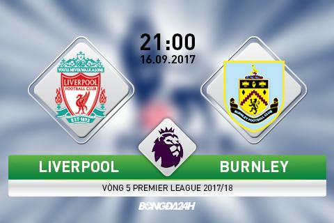 Liverpool vs Burnley (21h00 ngay 169) Dung len cung ke noi loan hinh anh