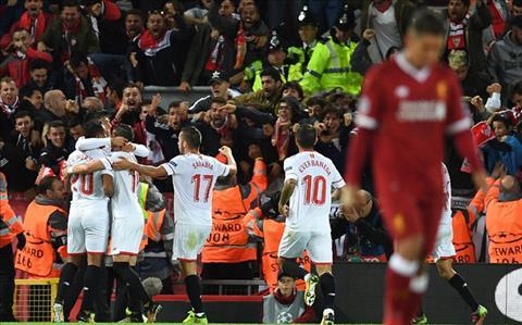 Sao Sevilla de doa huy diet Liverpool hinh anh