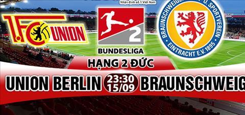 Nhan dinh Union Berlin vs Braunschweig 23h30 ngay 159 (Hang 2 Duc 201718) hinh anh