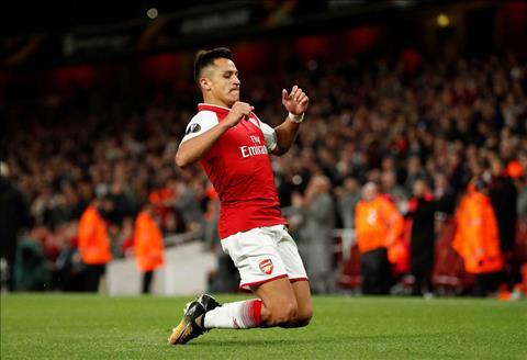 Arsenal 3-1 Cologne Tien dao Alexis Sanchez tro lai hinh anh 3