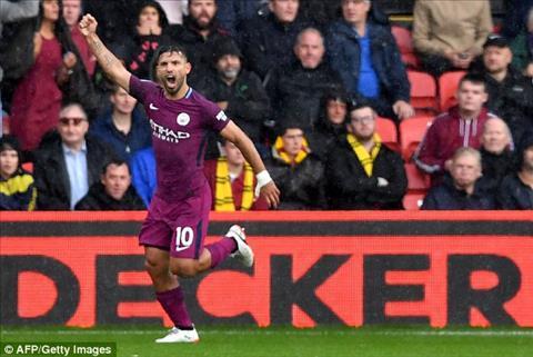Tong hop Watford 0-6 Man City (Vong 5 NHA 201718) hinh anh