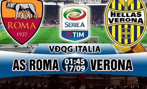 Nhan dinh AS Roma vs Chievo 01h45 ngay 179 (Serie A 201718) hinh anh