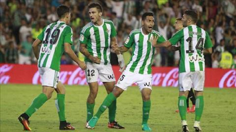 Nhan dinh Betis vs Deportivo 23h30 ngay 169 (La Liga 201718) hinh anh