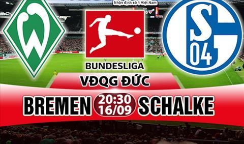 Nhan dinh Bremen vs Schalke 20h30 ngay 169 (Bundesliga 201718) hinh anh