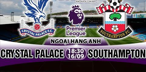 Nhan dinh Crystal Palace vs Southampton 18h30 ngay 169 (NHA 201718) hinh anh
