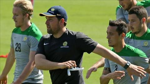Ngai U16 Viet Nam, U16 Australia bat ngo thay tuong truoc vong loai chau A hinh anh