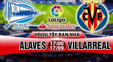 Nhan dinh Alaves vs Villarreal 17h00 ngay 179 (La Liga 201717) hinh anh
