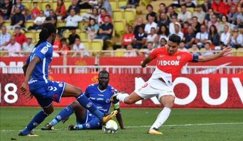 Monaco 3-0 Strasbourg Khi manh ho gam vang hinh anh