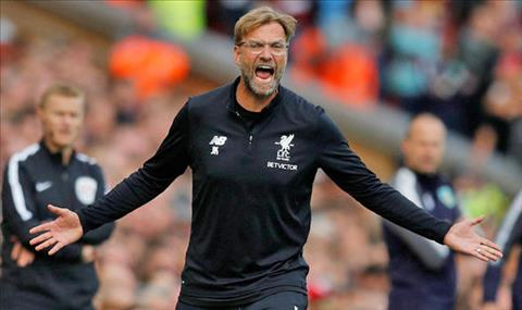 HLV Klopp chi ra ly do khien Liverpool bi Burnley cam hoa hinh anh