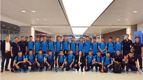 Lich thi dau vong loai U16 chau A 2017 cua DT U16 Viet Nam hinh anh