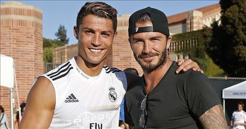 Diem tin bong da toi 29 Beckham tinh cuop Ronaldo khoi Real Madrid hinh anh 2