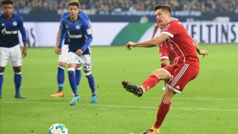 Tong hop Schalke 0-3 Bayern Munich (Vong 5 Bundesliga 201718) hinh anh