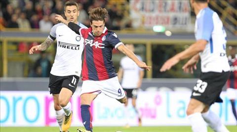 Tong hop Bologna 1-1 Inter Milan (Vong 5 Serie A 201718) hinh anh