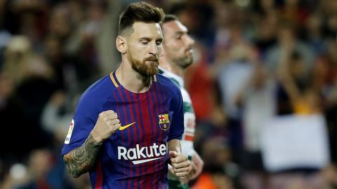 Khong co tien dao Neymar, Barca van song tot nho su hanh phuc cua Messi.