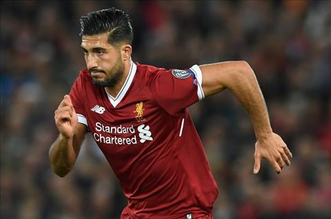 Tiet lo ly do Liverpool co the mat trang Emre Can hinh anh