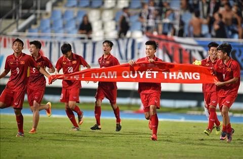 Tong hop: U16 Viet Nam 5-2 U16 Campuchia (VL U16 chau A 2018)