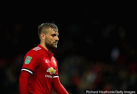 Da den luc Shaw chung minh Mourinho sai lam hinh anh