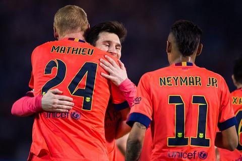 Neymar va Mathieu