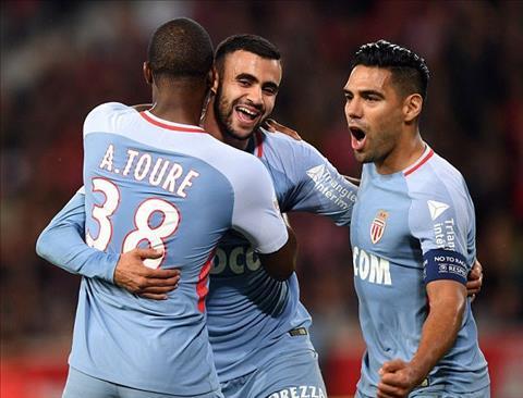Lille 0-4 Monaco Manh ho Falcao lai gam vang hinh anh