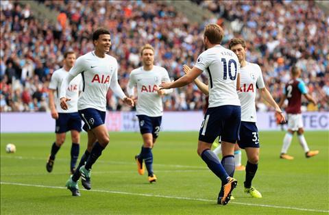 Tottenham vs Bournemouth (21h ngay 1410) Lan dau cho Spurs hinh anh 2