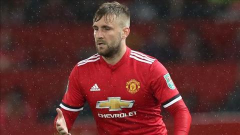 Mourinho dang thu thach tinh than cua Luke Shaw hinh anh