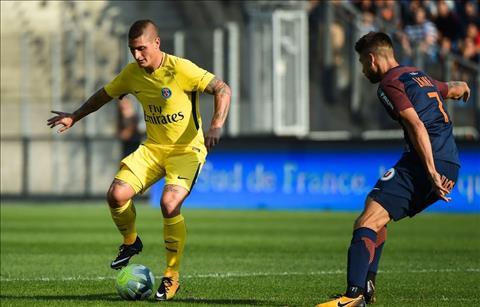 Montpellier 0-0 PSG Vang Neymar, ra ngay van de hinh anh