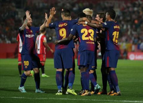 Tong hop Girona 0-3 Barca (Vong 6 La Liga 201718) hinh anh