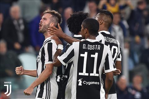 Juventus 4-0 Torino: Derby 1 chieu