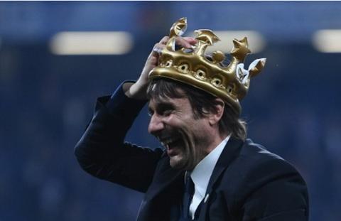 HLV Antonio Conte muon tro lai Italy.