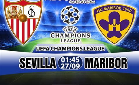 Nhan dinh Sevilla vs Maribor 01h45 ngay 279 (Champions League 201718) hinh anh