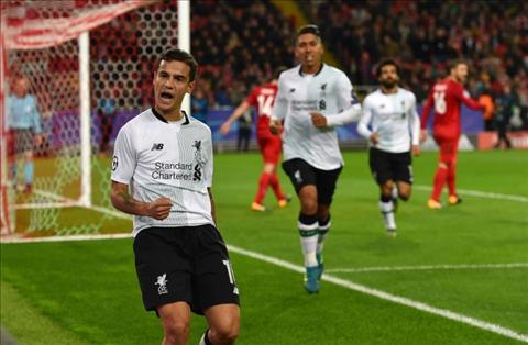 Liverpool ban tien ve Philippe Coutinho cho Barca hinh anh 2