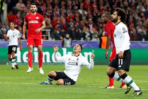 Liverpool gia han voi tien dao Roberto Firmino hinh anh 2