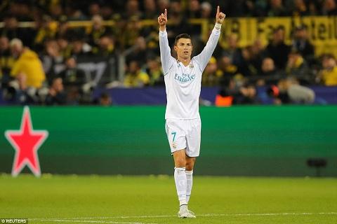 Ronaldo Toi sinh ra la de gianh chien thang hinh anh