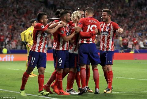 Atletico vs Barca (1h45 ngay 1510) Chay len hao khi El Cholo hinh anh