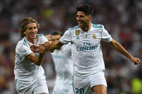 Man City hoi mua tien ve Marco Asensio cua Real hinh anh