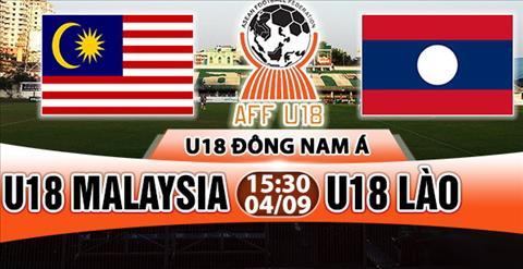 Nhan dinh U18 Malaysia vs U18 Lao 15h30 ngay 49 (Giai U18 Dong Nam A 2017) hinh anh