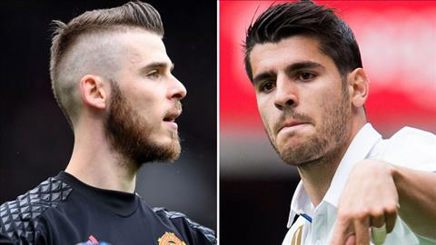 Real khong the co thu mon David de Gea vi Morata hinh anh