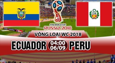 Nhan dinh Ecuador vs Peru 04h00 ngay 69 (VL World Cup 2018) hinh anh