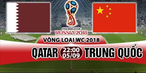 Nhan dinh Qatar vs Trung Quoc 22h00 ngay 59 (VL World Cup 2018) hinh anh