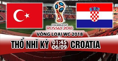 Nhạn dịnh Tho Nhi Ky vs Croatia 01h45 ngày 69 (VL World Cup 2018) hinh anh