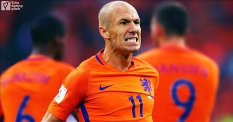 Arjen Robben: Người lính già gánh trên vai binh đoàn rệu rã