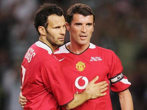 Ryan Giggs dap le Roy Keane sau khi duoc dinh gia 2 ty bang hinh anh