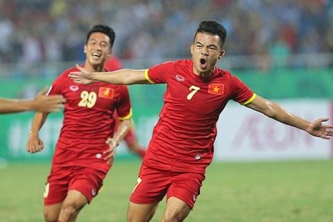 Huy Hong va Hoang Thinh co mot tran cau khong thanh cong