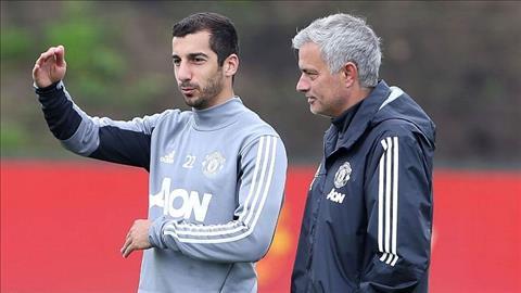 Mkhitaryan thang hoa, Mourinho van chua hai long hinh anh