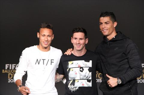 Chu tich La Liga lo so PSG mua ca Ronaldo va Messi hinh anh