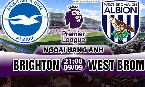 Nhan dinh Brighton vs West Brom 21h00 ngay 99 (Premier League 201718) hinh anh