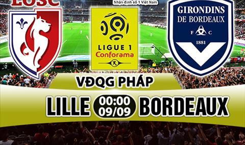 Nhan dinh Lille vs Bordeaux 0h00 ngày 99 (Ligue 1 201718) hinh anh