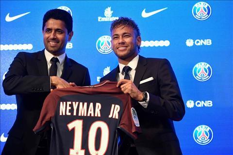 Neymar Toi roi Barca de vo dich C1 voi PSG hinh anh